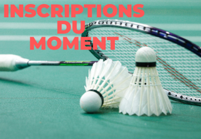 Inscriptions du moment