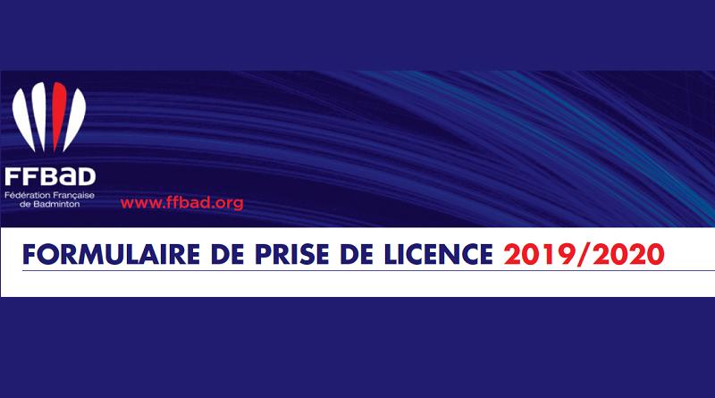 """Résultat de recherche d'images pour """"licence ffbad"""""""
